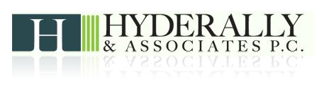 HYDERALLY & ASSOCIATES, P.C.