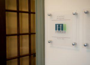 hyderally & associates office entrance