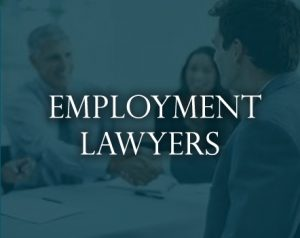employment lawyers sign
