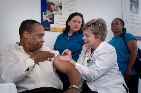 COVID Vaccine for Teachers