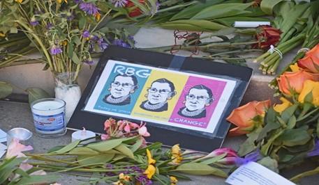 Ruth Bader Ginsburg Death US Supreme Court
