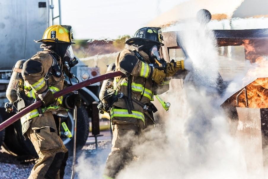 Firefighter beards and OSHA
