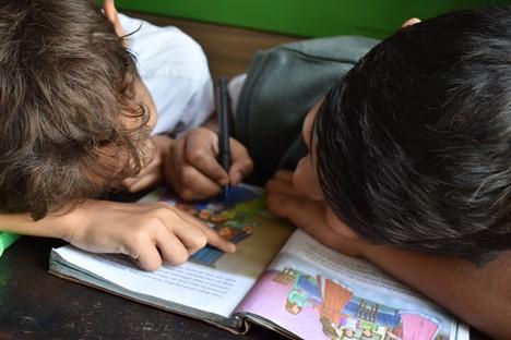 Montclair school students